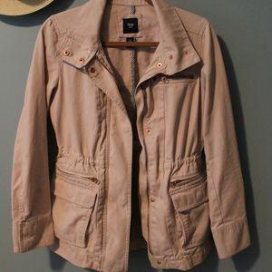GAP Blush Utility Jacket